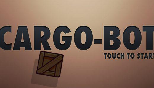 スマホアプリで学ぶプログラミング#4 CARGO-BOT